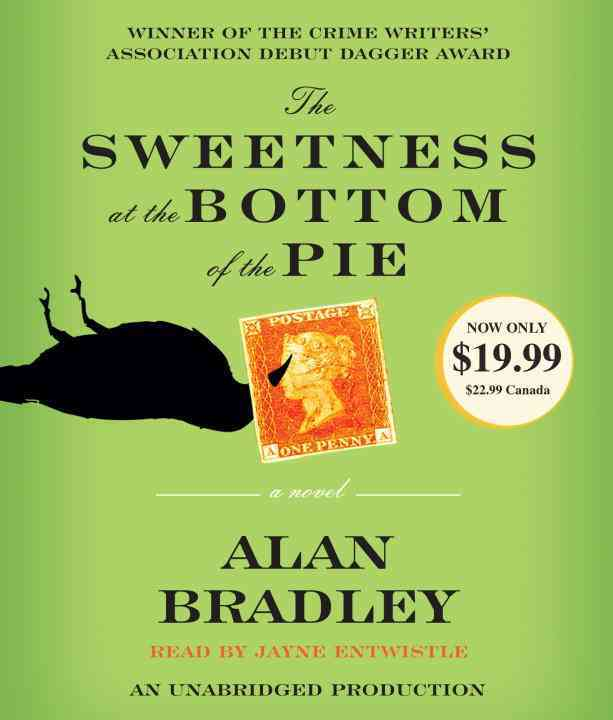 [CD] The Sweetness at the Bottom of the Pie By Bradley, Alan/ Entwistle, Jayne (NRT)
